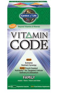 Vitamin Code Family