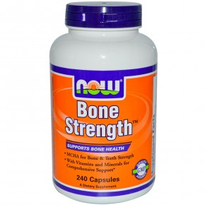 Bone Strength by NOW Foods