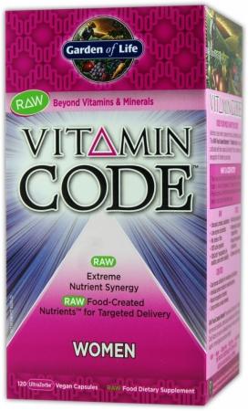 Vitamin Code 50 + Wiser Women